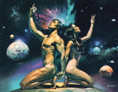 Эзотерика и сексуальная привлекательность. Курс для мужчин (2020) [rinb]