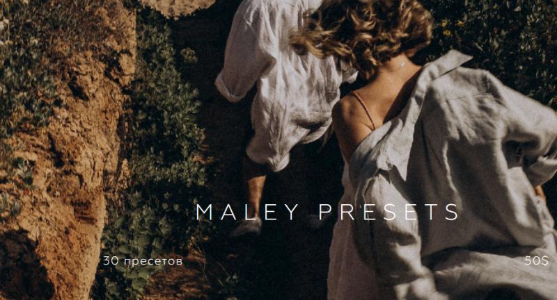[Дима Малей] Maley presets (2021)