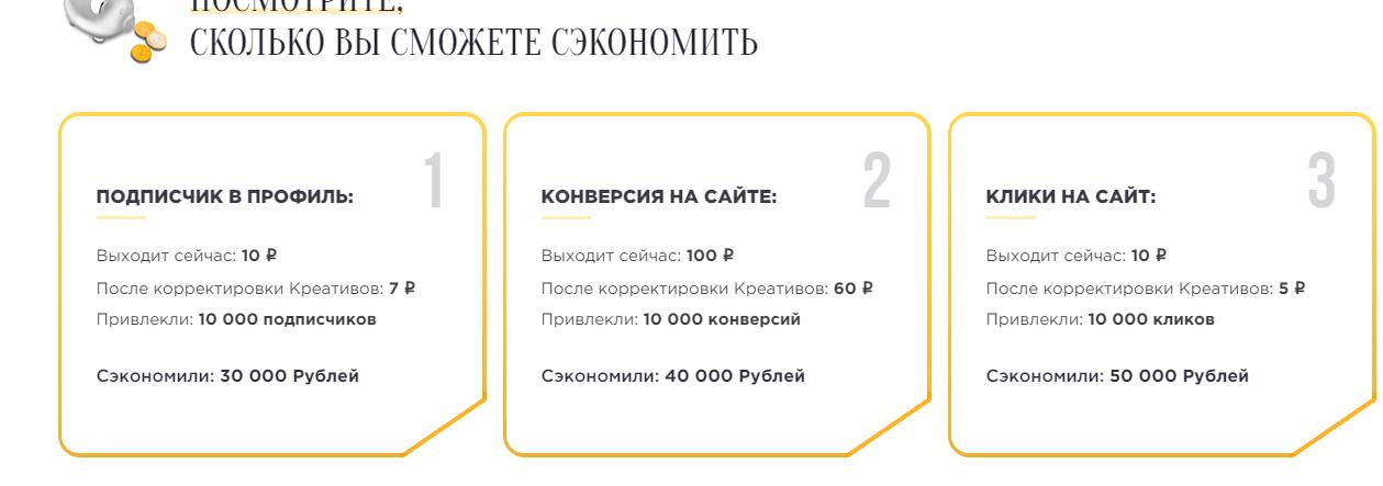 Креативы для рекламы (2020) - Игорь Зуевич
