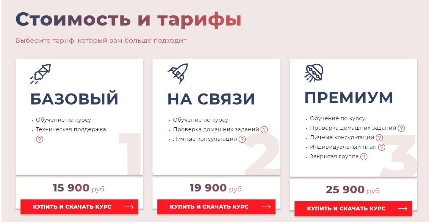 [Дмитрий Ярошок] Заработок на своем сайте. Научу зарабатывать от 10 000 до 100 000 рублей ежемесячно (2021)